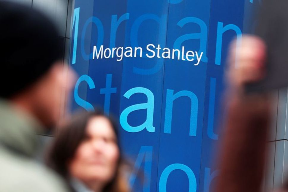 Ex Morgan Stanley Diversity Officer Sues Bank